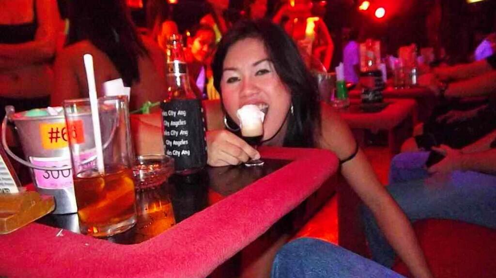 блоу джоб бары в паттайе миньет бары в тайланде