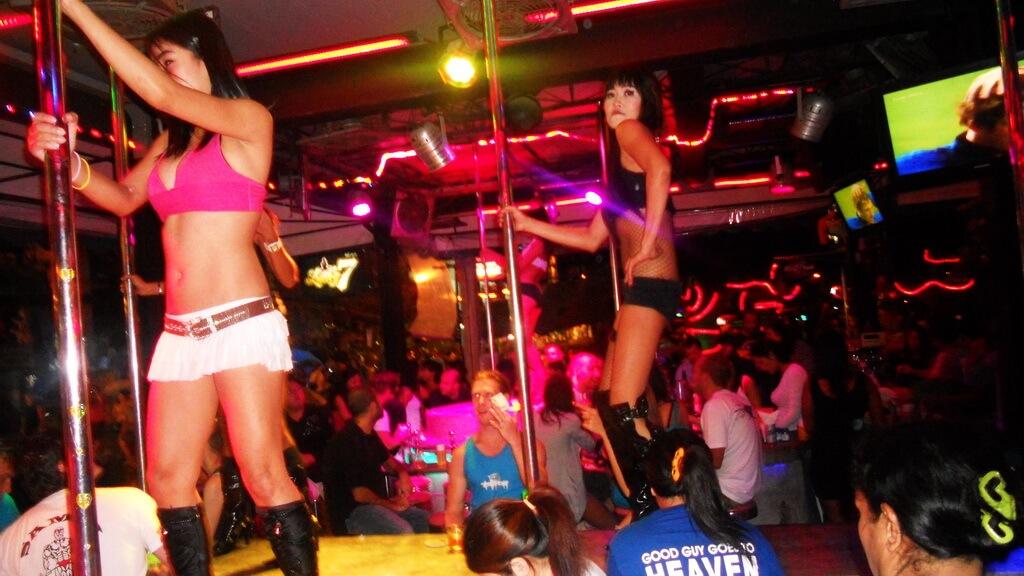 сексуальные и ночные развлечения