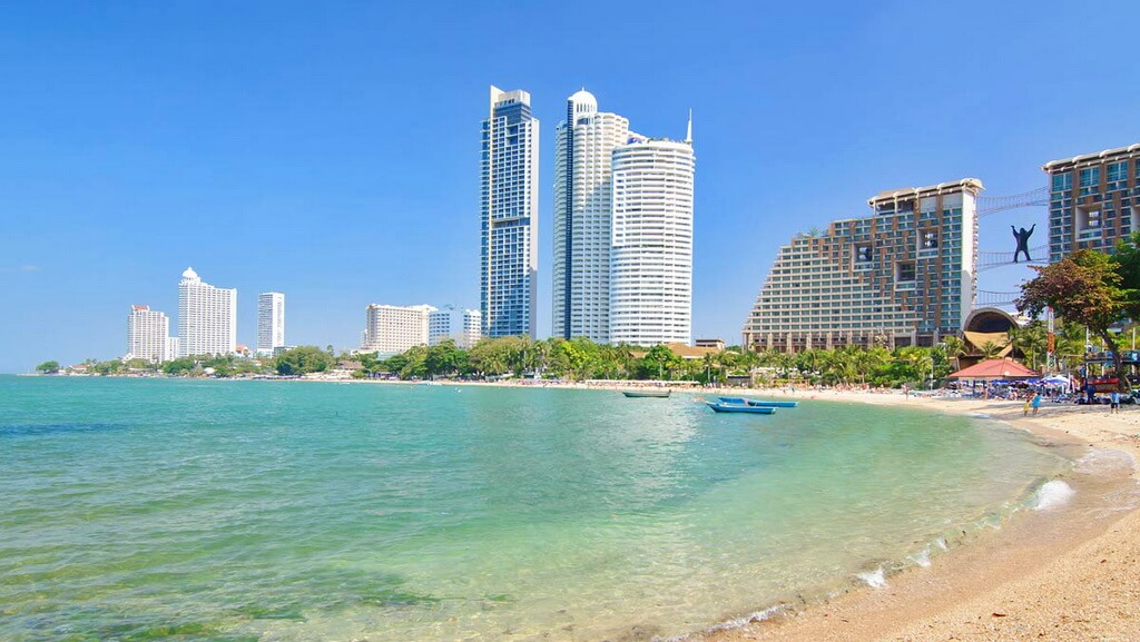 Таиланд патаййя секс иотдых в отеле джомтьен бич