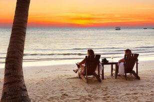 Пляжи Бангкока