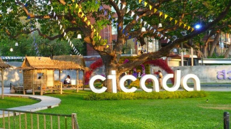 Cicada Market в Хуа Хине