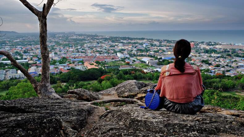 Смотровая площадка Hin Lek Fai в Хуа Хине
