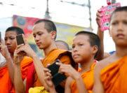 Сотовая связь в Тайланде