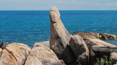 Камень Дедушка