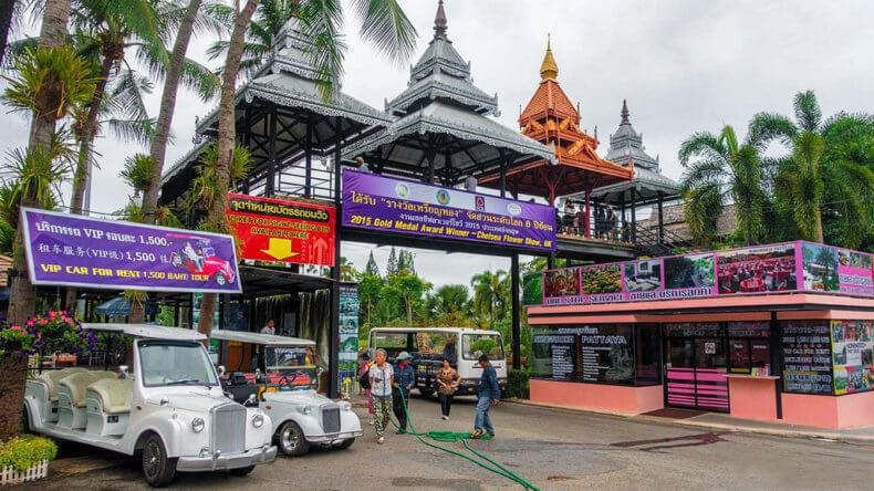 Экскурсии в парке Нонг Нуч