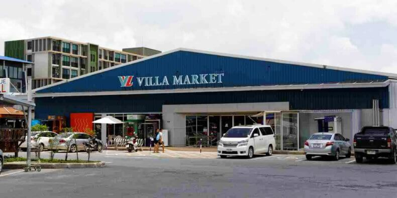 Магазин Villa Market на Пхукете