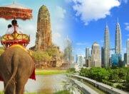 Тайланд или Малайзия