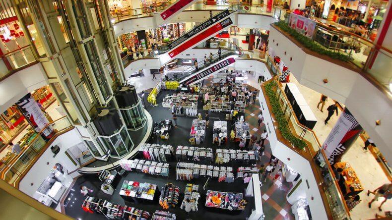 Торговый центр Bangkok Fashion Outlet в Бангкоке
