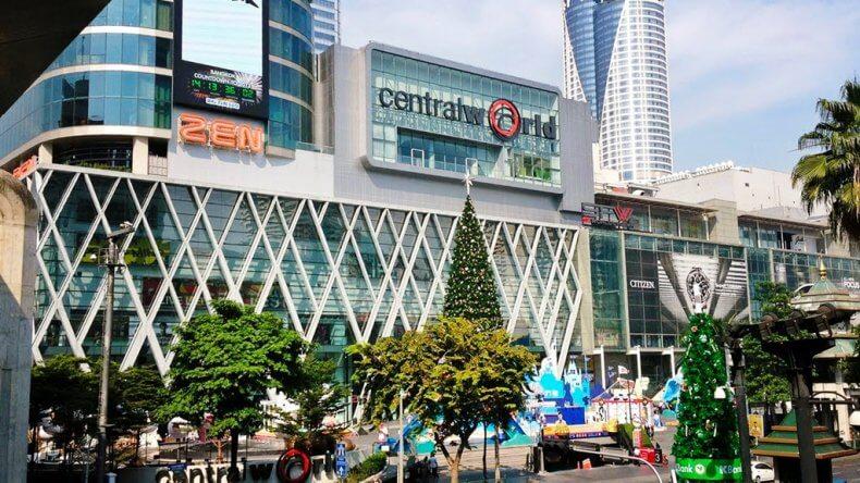 Торговый центр Central World Plaza в Бангкоке