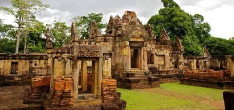 Древние города Тайланда
