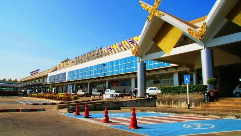 Аэропорт Чианг Май в Тайланде