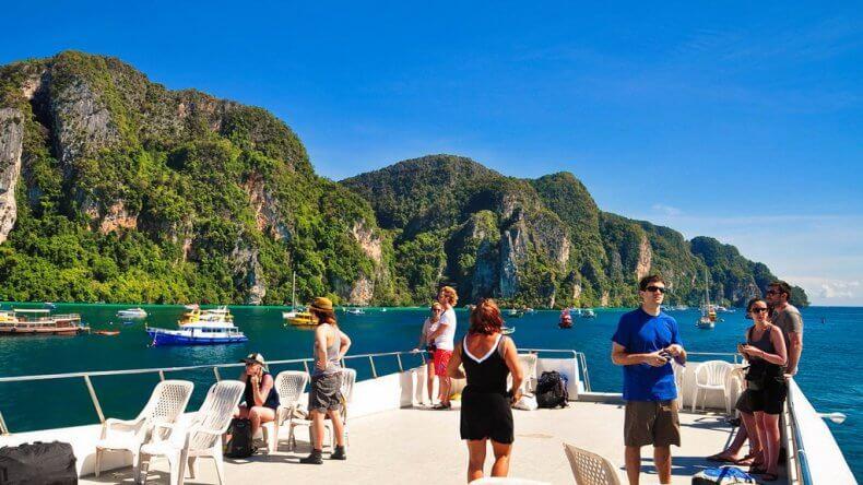 Экскурсия на острова Пхи Пхи