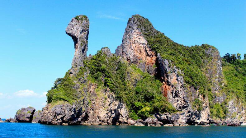 Тур «Калейдоскоп островов провинции Краби»