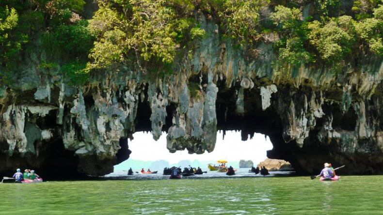 Национальный парк Пханг Нга