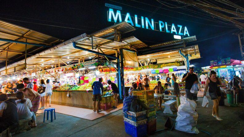 Рынки Патонга