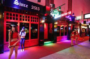 Ночные развлечения на Патонге