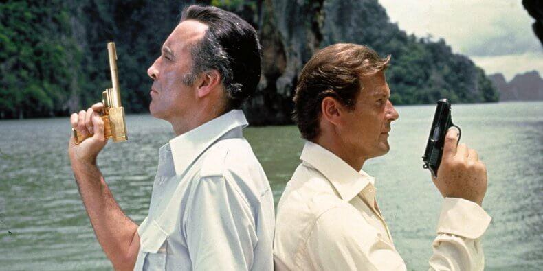 """Фильм """"Джеймс Бонд: Человек с золотым пистолетом"""" снятый в Тайланде"""