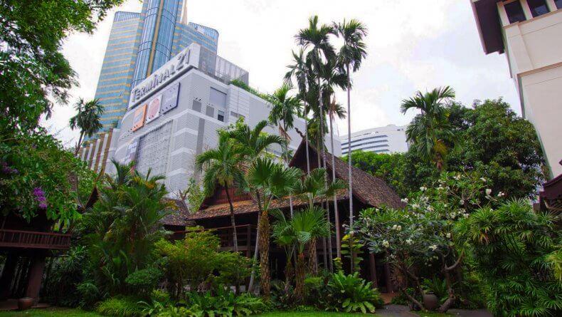 Дом-музей Камтхиенг в Бангкоке