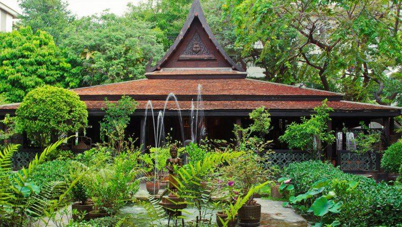Дом-музей премьера Кукрита в Бангкоке