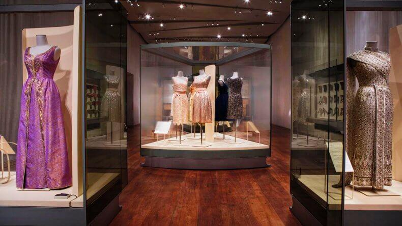 Музей текстиля Королевы Сирикит в Бангкоке