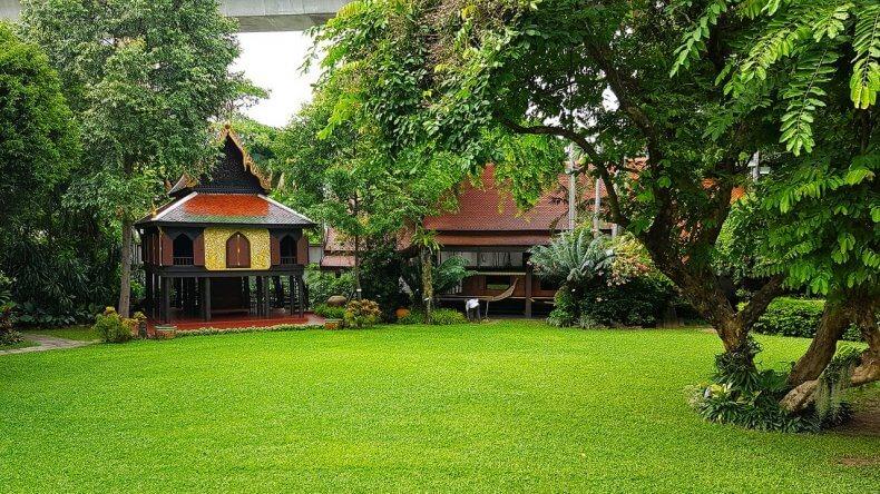 Дворец Суан Паккад в Бангкоке
