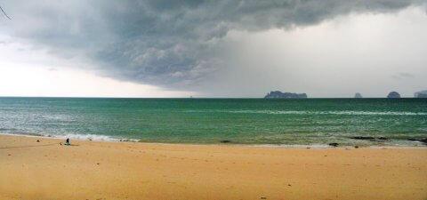 Погода на Пхукете осенью