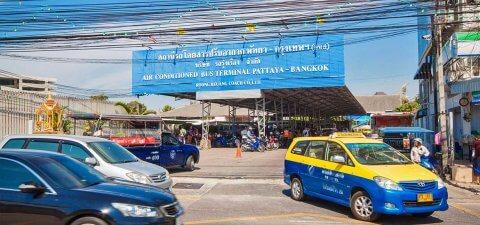Автовокзалы Паттайи