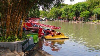 Зоопарк Дусит (Dusit Zoo) в Бангкоке