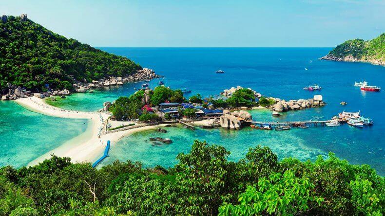 Экскурсии на острова Тао и Нанг-Юань из Самуи