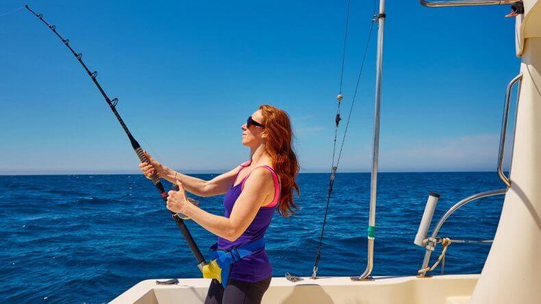 Рыбалка на Самуи
