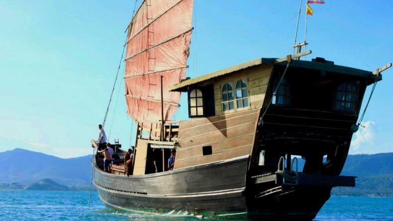 Экскурсии на остров Панган из Самуи