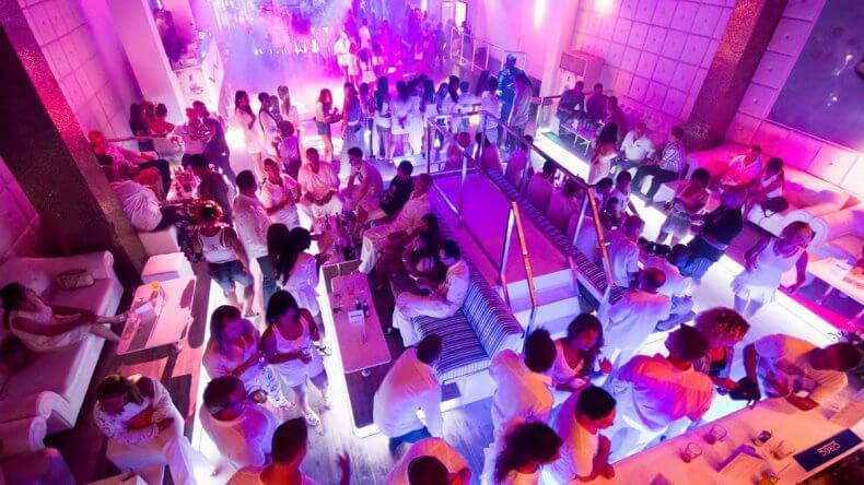 Клуб White Room на Патонге
