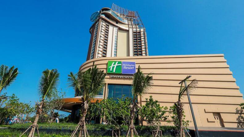Отель Holiday Inn Resort Vana Nava Hua Hin