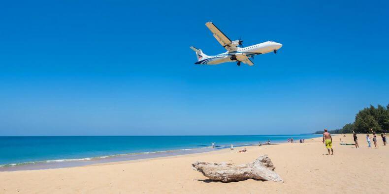 Лучшие пляжи для отдыха с детьми на Пхукете - Май Као