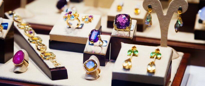 Сеть ювелирных магазинов Gems Gallery в Таиланде