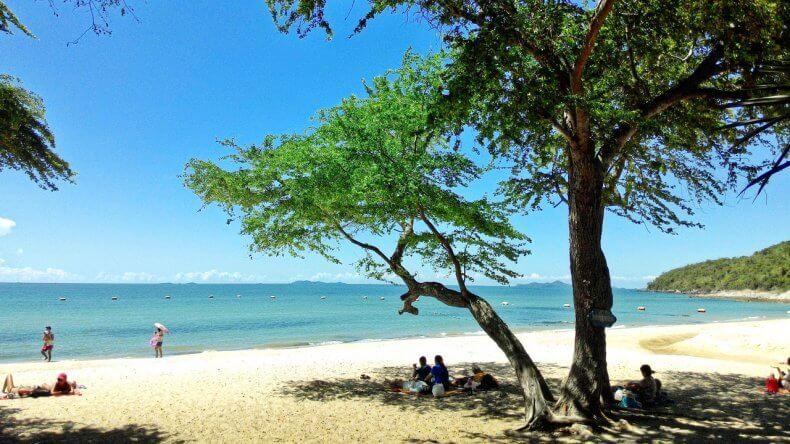 Экскурсия на Военный пляж в Паттайе