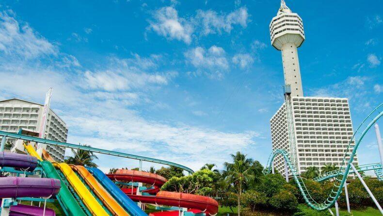 Башня Паттайя Парк в Паттайе