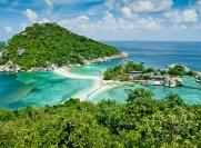 Острова Ко Тао и Нанг Юань
