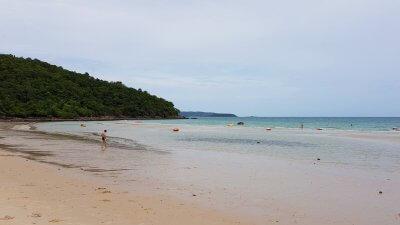 Военный пляж (Sai Kaew Beach) в Паттайе