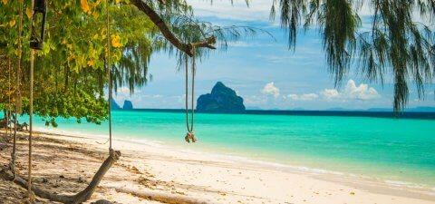 Воровство на островах в таиланде