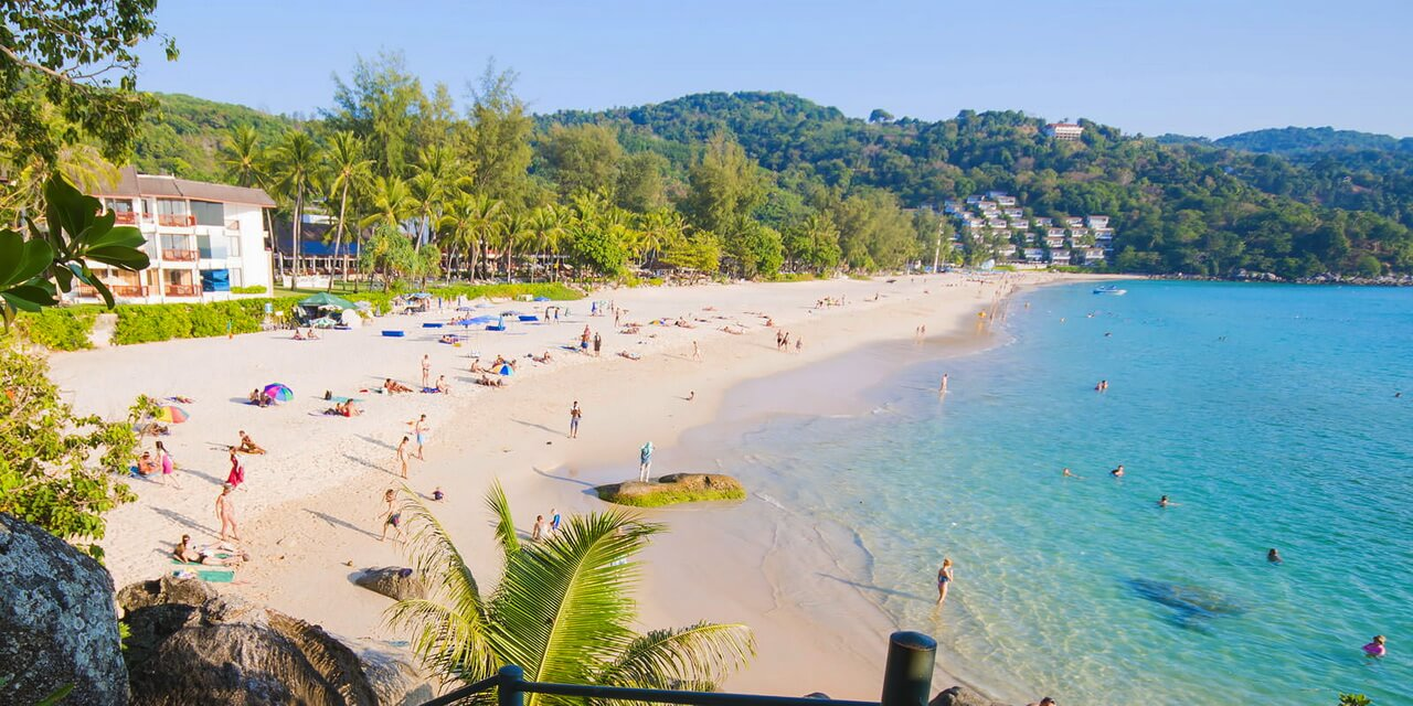 Пляж Ката Ной Бич на Пхукете - инфраструктура, развлечения, отели