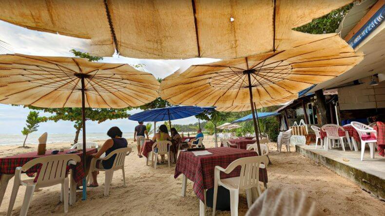 Пляж Най Янг Бич на Пхукете