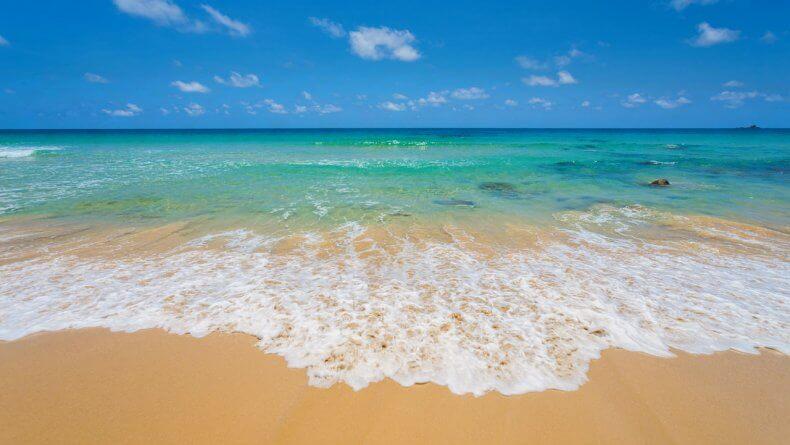 Пляж Найтон Бич на Пхукете