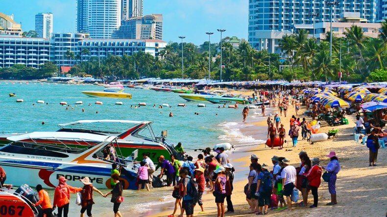 Поехать из Бангкока в Паттайю