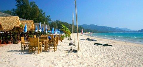 Пляж Банг Тао Бич на Пхукете