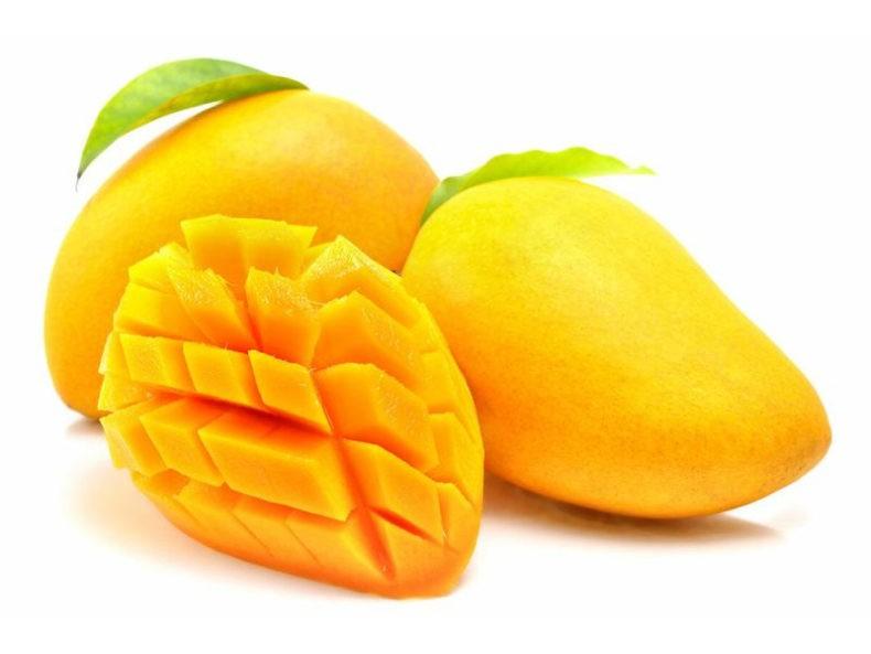 Тайский желтый манго